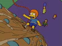 Rod cai escalada ned marge
