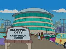 Centro de convenções capital city
