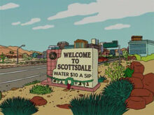 Scottsdalle welcome