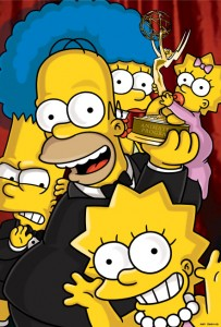 Simpsons WGA
