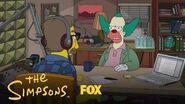 Krusty Is On A Radio Show Season 30 Ep