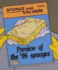 Sponge and Vacuum