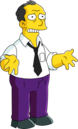 Tapped Out Gil Gunderson