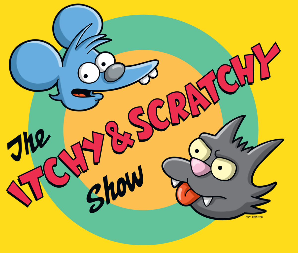 The Itchy & Scratchy Show   Simpsons Wiki   FANDOM powered by Wikia