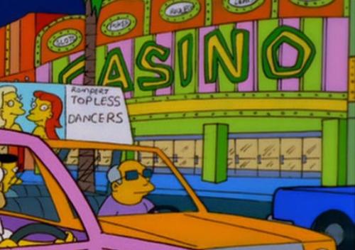 The simpsons casino concerts black bear casino carlton mn