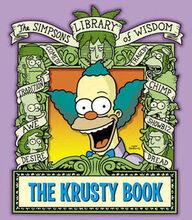Library of wisdom krusty book