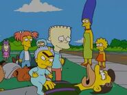 Marge vs. Singles, Seniors, Childless Couples and Teens and Gays 101