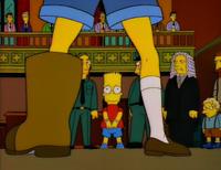Bart vs. Australia