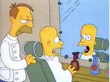 Bart Corta o Cabelo