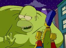 Homer monstro marge crianças thoh17