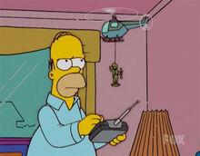 Homer resgate soldadinho