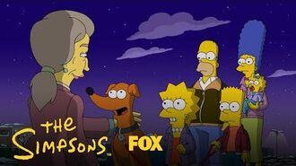Lisa Wants To Understand Santa's Little Helper Season 31 Ep. 22 THE SIMPSONS