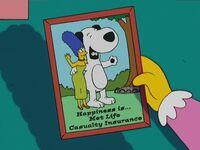 Marge i Snoopy