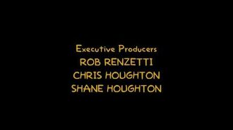 Big City Greens end credits with The Simpsons ending theme song