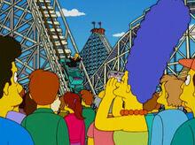 Homer zoominator marge filmadora