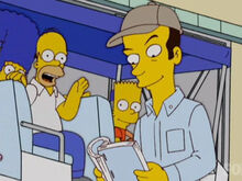 Simpsons encontram dan castellaneta