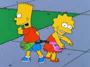 Bart lisa pochetes
