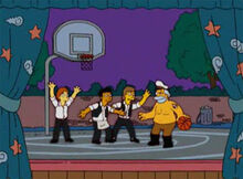 Cap horatio basquete ajudantes
