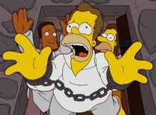 Homer cárcere correntes carl lenny