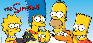 Key art the simpsons1