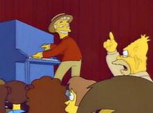 Lyle lanley piano vovô