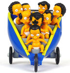 Simpsons Octuplets Toy