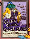 Clank, Clank, You're Dead!
