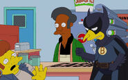 Fruit Bat Man ratuje Apu