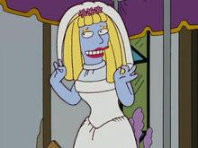 Golem femea noiva