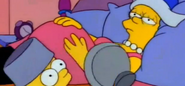 Marge in Lisa's First Word 8