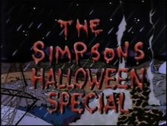 Simpson Horror Show