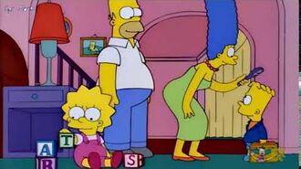 -I Simpson- Bobby McFerrin - Don't Worry, Be Happy (Sub Ita)