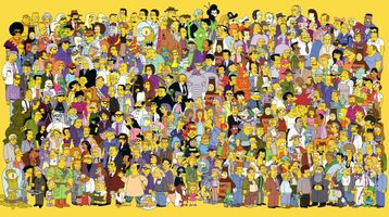 All the simpson