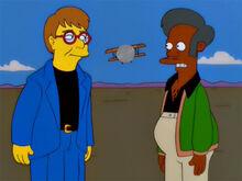 Elton john apu avião 1