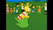HomerSackChasesBart