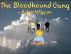 Ralph Wiggum song