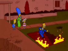 Simpsons highway to hell 10x18