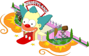 Tapped Out Krustyland Entrance