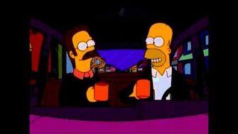 The Simpsons - Season 20 Episode 1 - AC DC Dirty Deeds;)