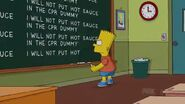 Father Knows Worst Chalkboard Gag