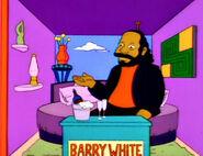 Barry White w kwadracie