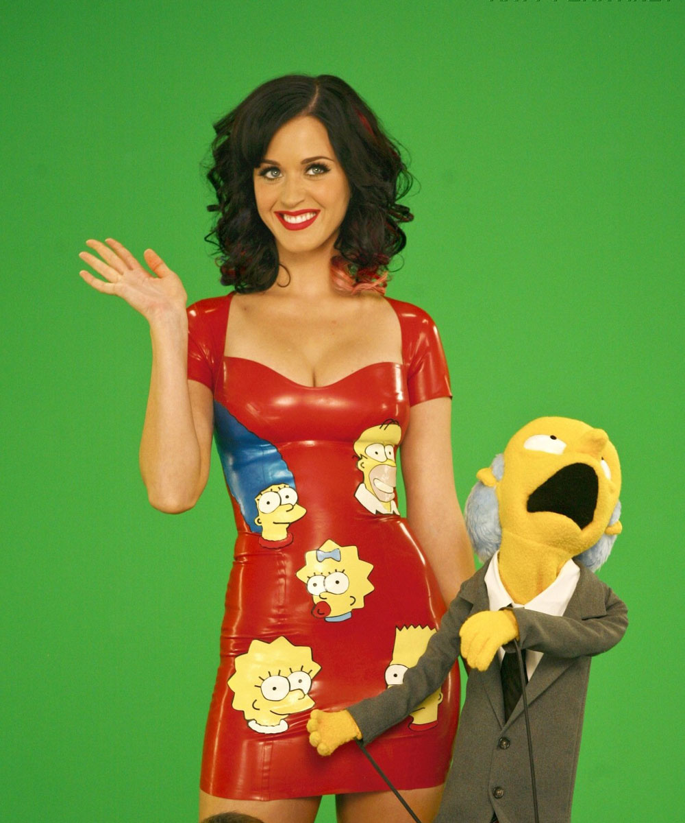 Katy Perry (character) | Simpsons Wiki | FANDOM powered by Wikia