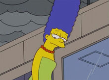 Marge triste dia cinzento