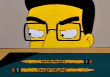 Pogryzione ołówki Grimesa