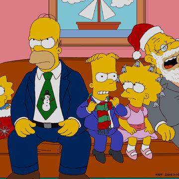Holidays of Future Passed | Simpsons
