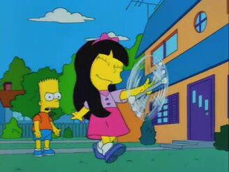 Bart's Girlfriend 113