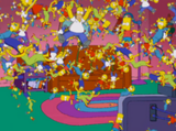 Dandelions couch gag