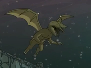 Demogorgon with wings