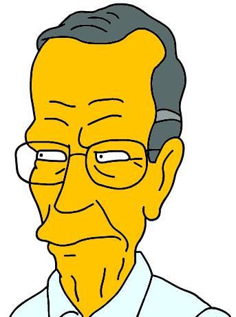 George H W Bush Simpsons Wiki Fandom Powered By Wikia