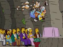 Homerazzi casamento wolfcastle corda 2